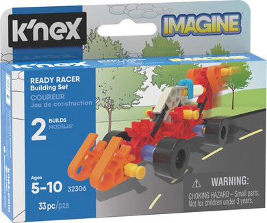 KNEX - Ready Racer 33PC BUILDING SET