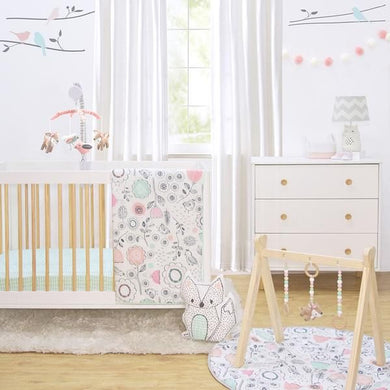 4-PIECE NURSERY SET - Sparrow