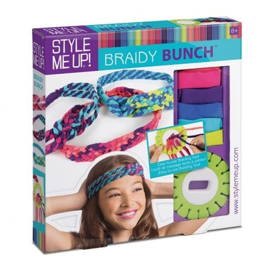 STYLE ME UP - BRAIDY BUNCH