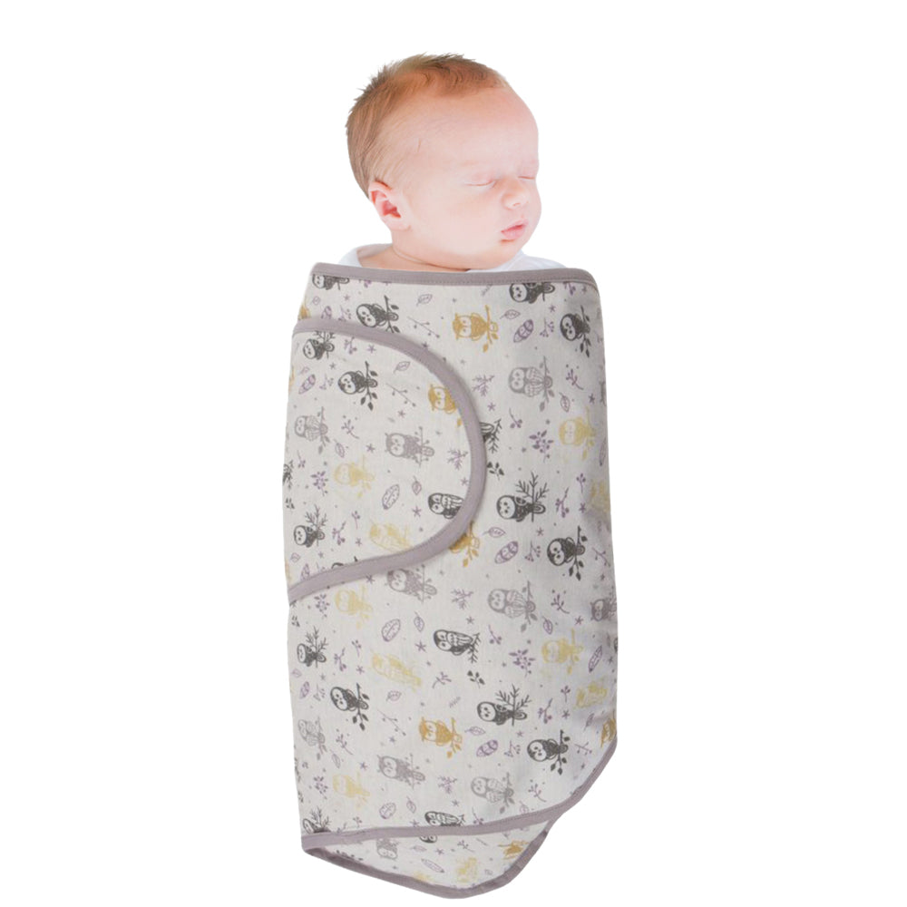 Forest Owls Miracle Blanket