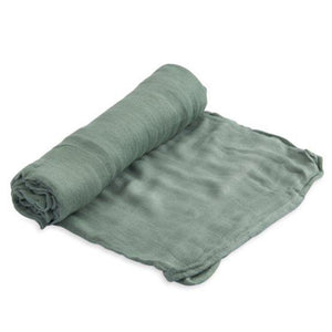 Deluxe Muslin Swaddle - Sage