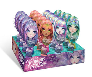 Nebulous Stars Hair Brush - Petulia