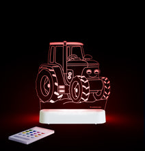 Load image into Gallery viewer, Aloka USB/Battery LED Night Light  - Tractor