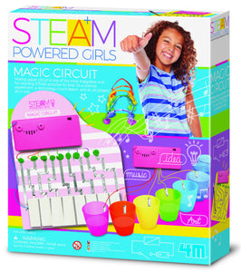 4M STEAM POWERED GIRLS - Magic Circuit