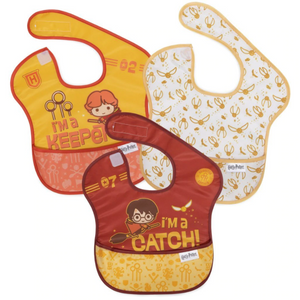 Harry Potter SuperBib 3pk - Quidditch
