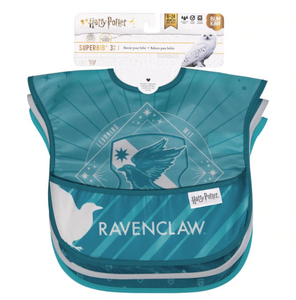 Harry Potter SuperBib 3pk - Ravenclaw