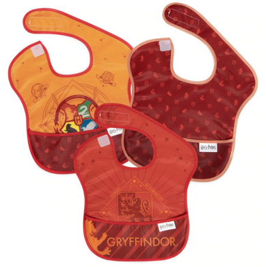 Harry Potter SuperBib 3pk - Gryffindor