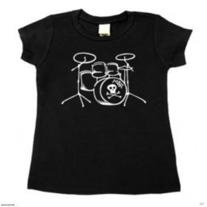 Drums T-shirt size 18mths