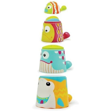 Escabbo Nesting & Stacking Scoop Set