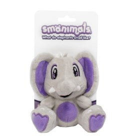 Smanimals Backpack Buddy Elephant PB&J
