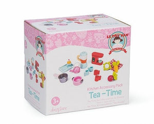 Tea-Time Kitchen Accessory Pk