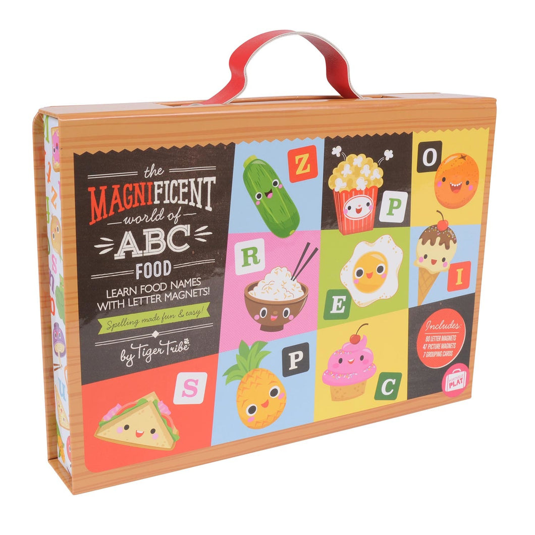 Magnificent World of ABC - Food