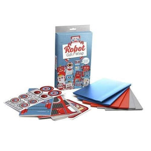 Robot Gift Wrapping Kit