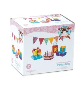 Party Time Doll's House Accessory Pack