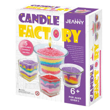 Load image into Gallery viewer, Jeanny Candle Factory