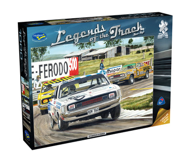 LEGENDS OF THE TRACK MOPAR MAGIC 1000 PIECE
