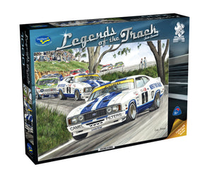 LEGENDS OF THE TRACK SNAKE CHARMERS 1000 PIECE