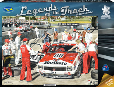 LEGENDS OF THE TRACK THE MASTERS APPRENTICE 1000 PIECE