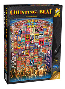 Counting The Beat - Concert Tonight 1000 PIECE