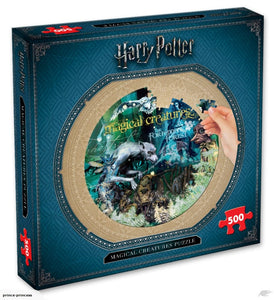 Harry Potter Magical Creatures 500pc