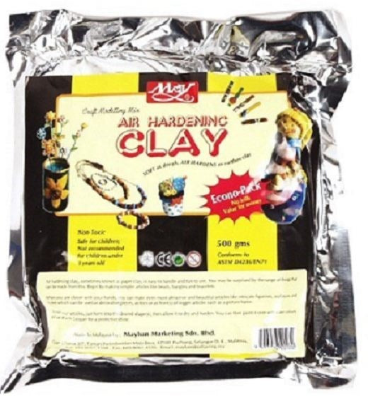 Modelling Clay Air Hardening 500gms