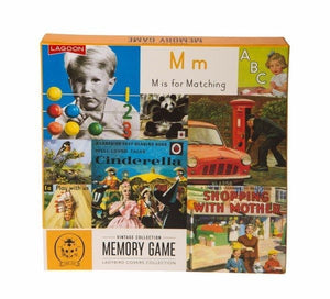 Ladybird Books Memory Game
