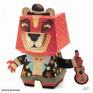Djeco Mini Night Light Arty Bear