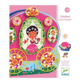 Djeco Carossimo Magnetic Game