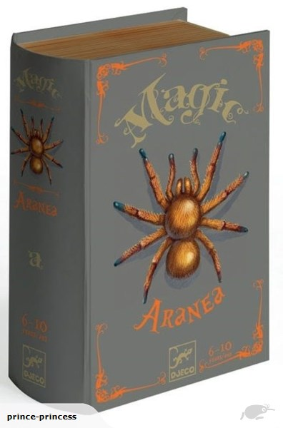 Djeco: Magic Aranea Spider