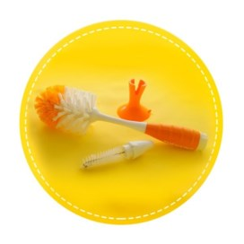Sinchies Cleaning Brush