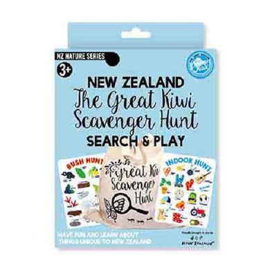 Scavenger Hunt NZ Box Set