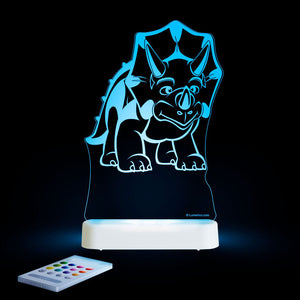 Aloka USB/Battery LED Night Light - Dino