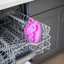 Load image into Gallery viewer, Silicone Grip Dish - Unicorn