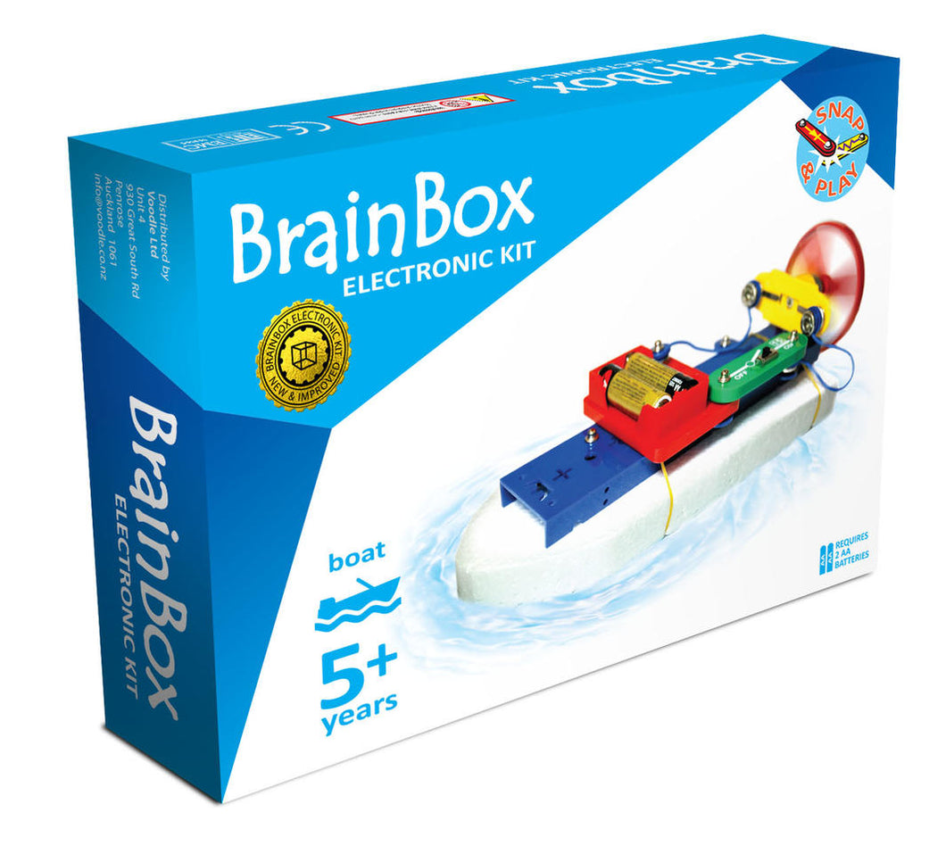 Brain Box Boat Exp Kit