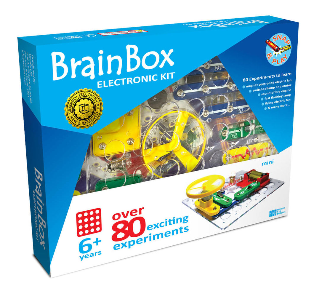 Brain Box Mini Over 80 Exp