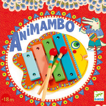 Load image into Gallery viewer, Djeco Animambo - Xylophone