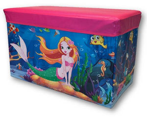 Toy Box Mermaid