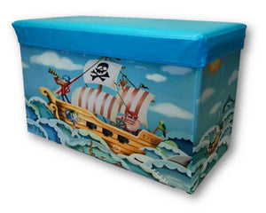 Toy Box Pirate