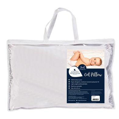 COTTON COT PILLOW