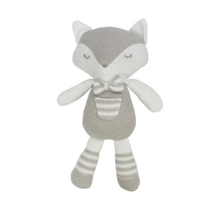 Charley Fox KNITTED TOY