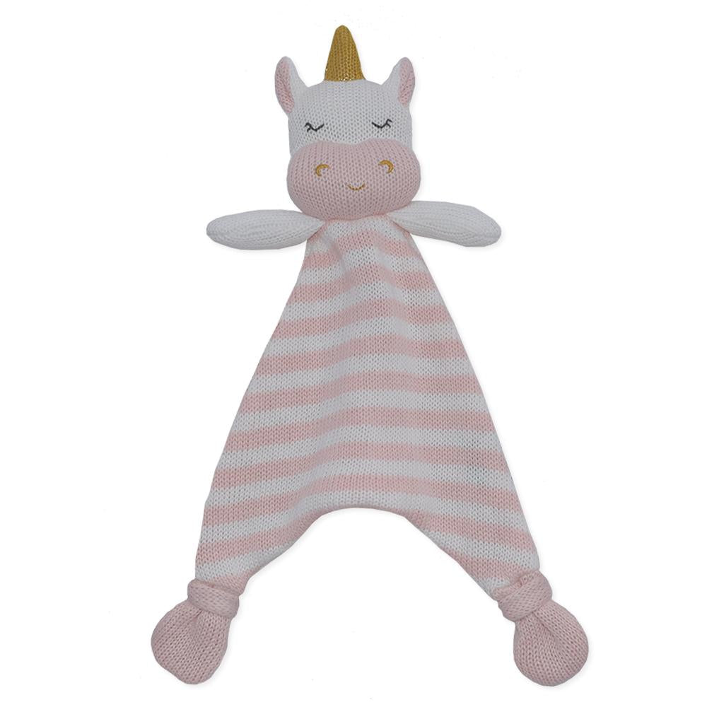 KENZIE THE UNICORN SECURITY BLANKET