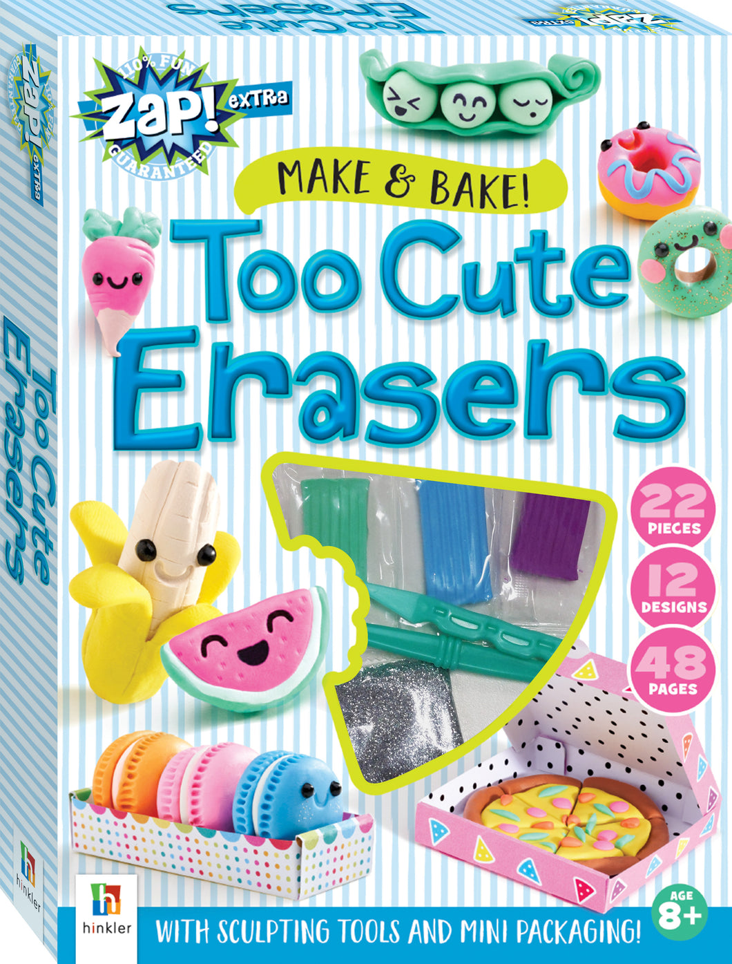 ZAP! Extra Series 9: Make Your Own Eraser