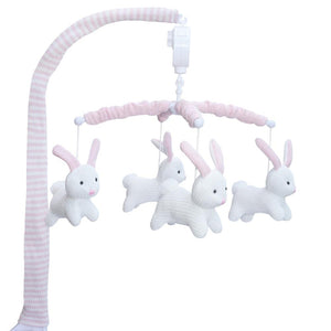 MUSICAL COT MOBILE - BUNNY