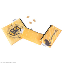 Load image into Gallery viewer, Bumkins Snack Bag Combo 3pk - Harry Potter - Hufflepuff