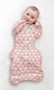 SWADDLE UP™ BAMBOO LITE CORAL - SMALL