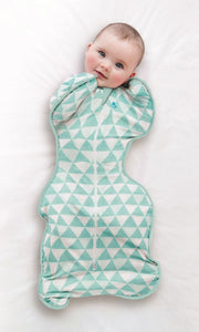 SWADDLE UP™ BAMBOO LITE OCEAN - Small
