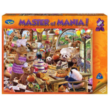 Load image into Gallery viewer, HOLDSON PUZZLE - MASTER OF MANIA! 1000PC (CHEF MANIA)