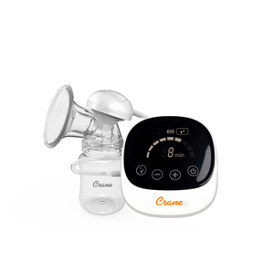 Crane Rechargeable Single Electric Breast Pump