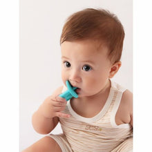 Load image into Gallery viewer, DANCING ELEPHANT TEETHER - BLUE