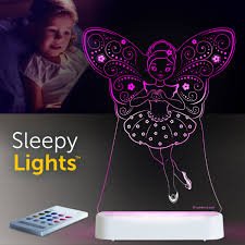 Aloka USB/Battery LED Night Light  - Ballerina